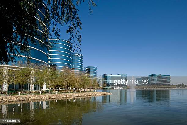 Oracle 企業キャンパス、レッドウッドの都市、カリフォルニア州