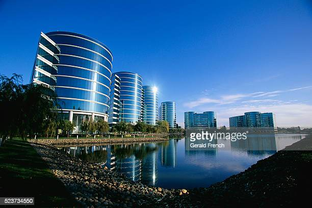 Oracle Headquarters in California