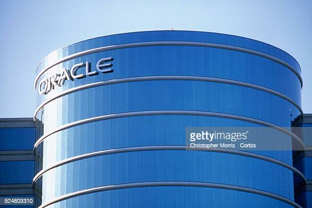 Oracle Office Building at Silicon Valley Headquarters