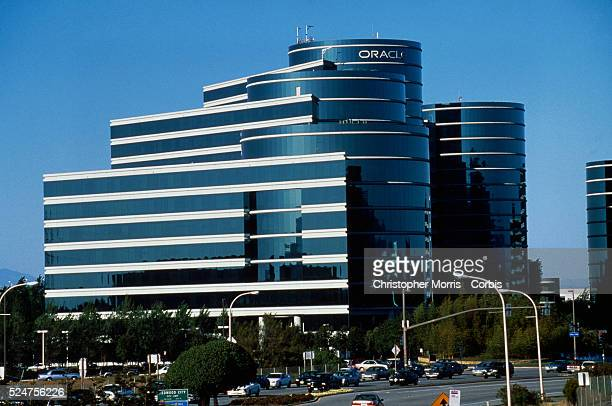 Oracle Office Buildings at Silicon Valley Headquarters
