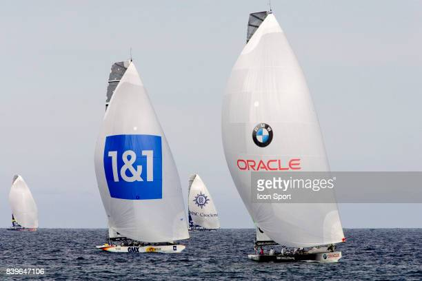 Oracle Racing / United Internet Team Germany - - Round Robin 1 - Louis Vuitton Cup - 2007 -
