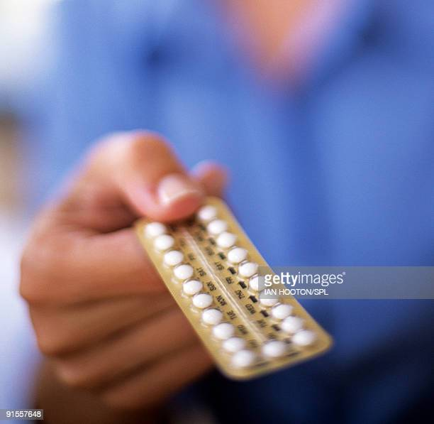 oral contraception - birth control pill stock pictures, royalty-free photos & images