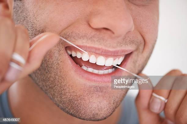 Rotina de higiene Oral