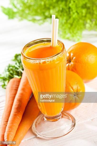 Orange and Carrot Juice