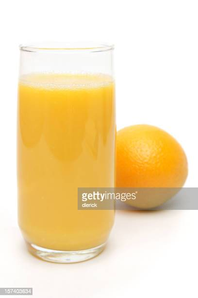 orange and juice