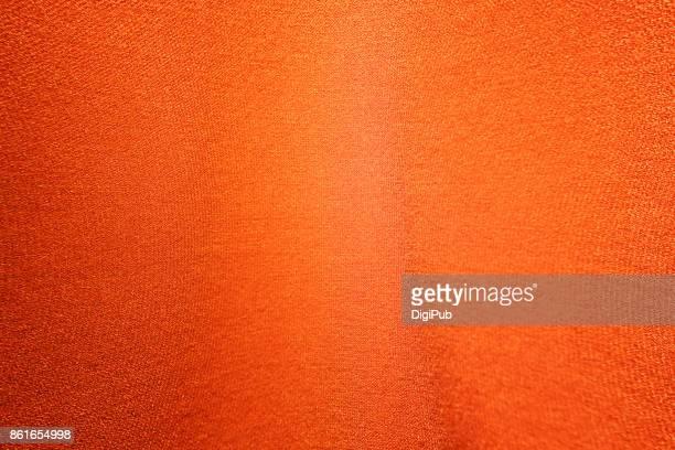 Orange color textile texture