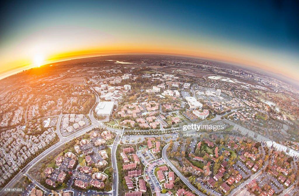 Orange County, California : Stock Photo