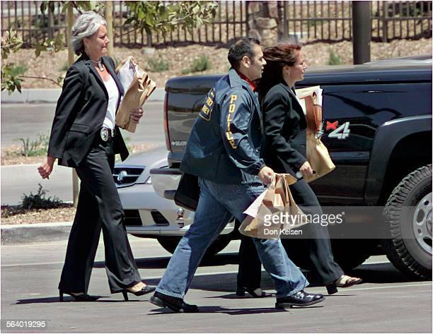 15 Los Angeles County District Attorney Investigators