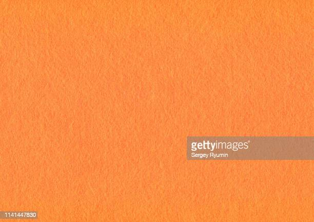 orange felt - felt stock pictures, royalty-free photos & images