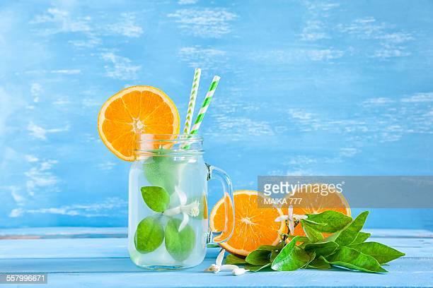 Orange Flower Water or Orange Blossom Water