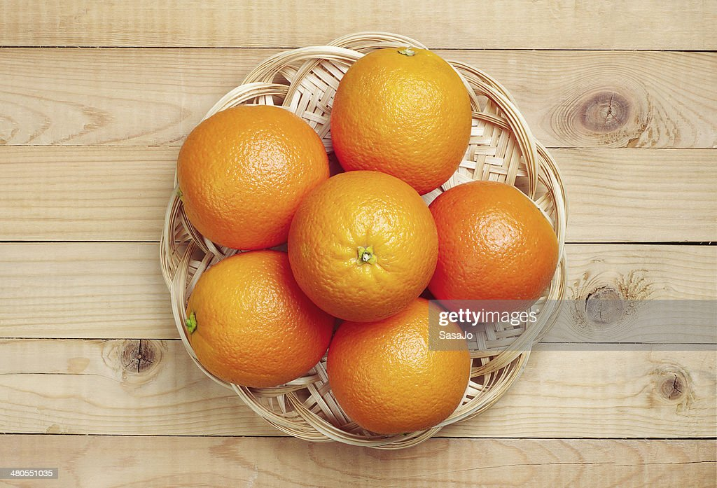 Frutas naranjas : Foto de stock