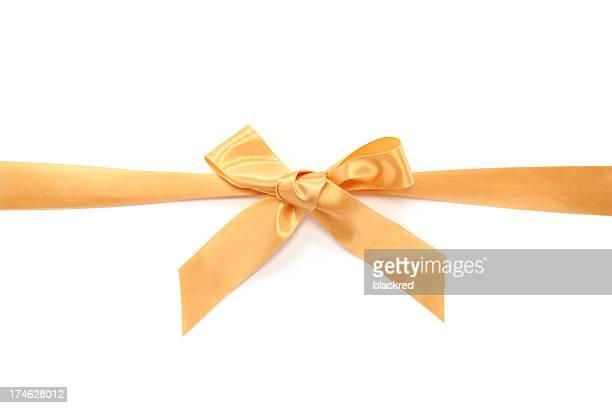Orange Gift Ribbon & Bow