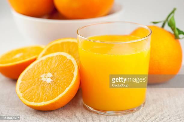 Orange Orangensaft