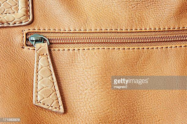 orange leather handbag - leather purse stock pictures, royalty-free photos & images