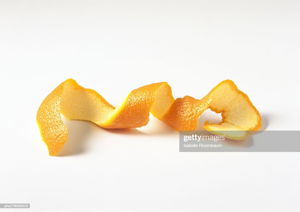 Orange peel : Stockfoto
