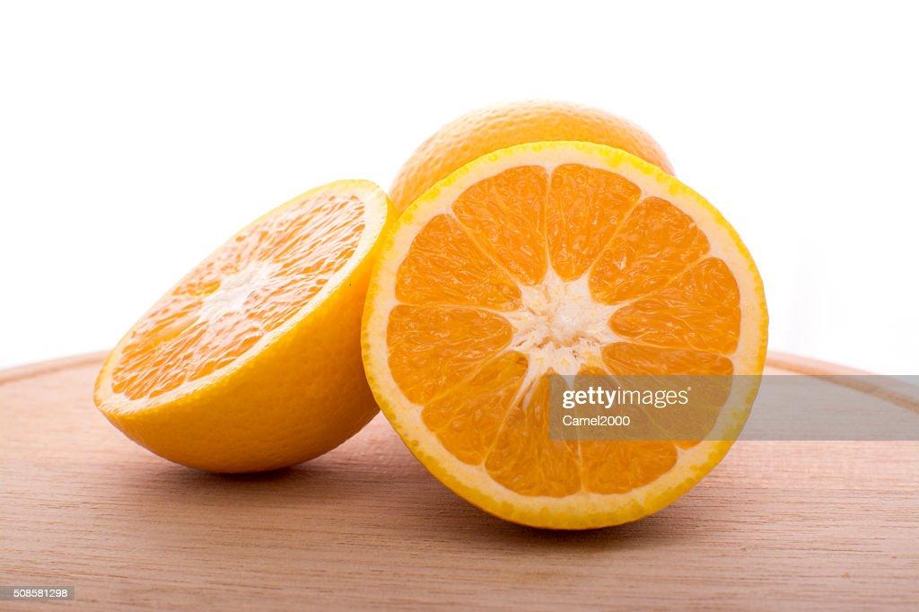 オレンジフルーツ : ストックフォト