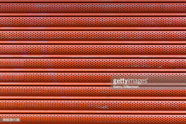 orange - industrial door stock pictures, royalty-free photos & images