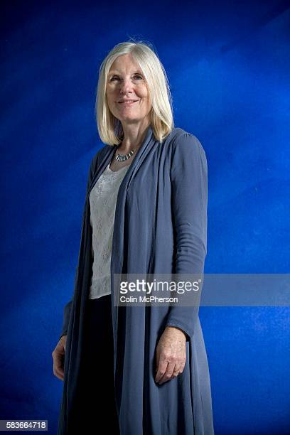 Orange Prize winning British writer Helen Dunmore pictured at the Edinburgh International Book Festival where he talked about his latest novel...