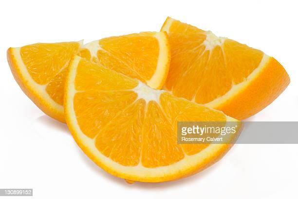 Orange section illustrating togetherness