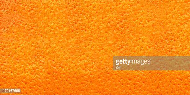 Orange skin macro