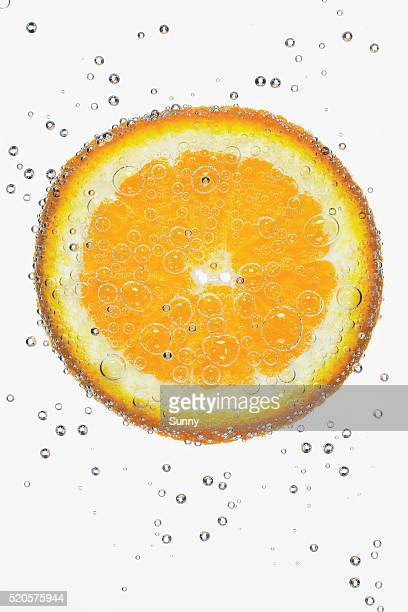 orange slice - tonic water stock pictures, royalty-free photos & images