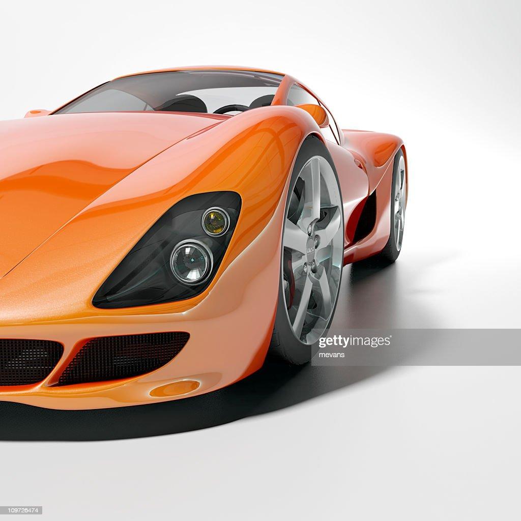 Auto sportiva : Foto stock