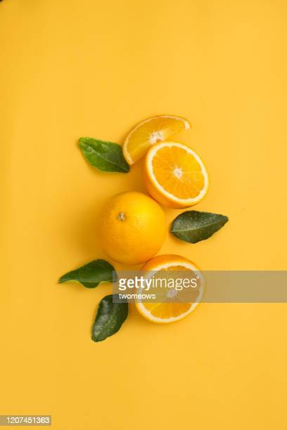 orange still life. - orange stock pictures, royalty-free photos & images