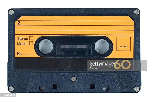 オレンジのテープ