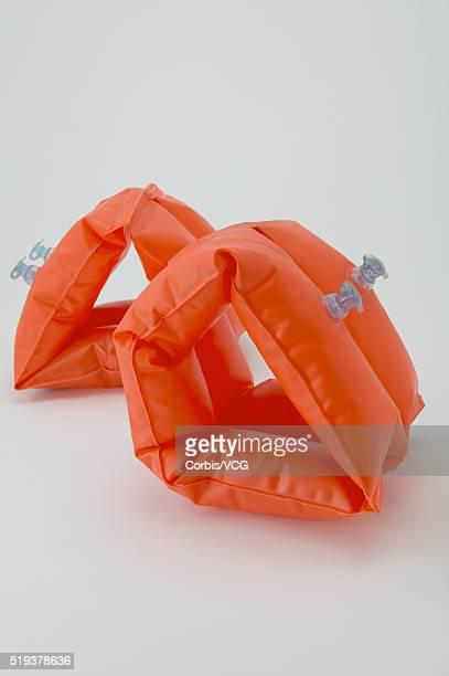 Orange Water Wings