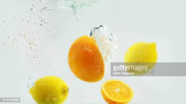 oranges and lemons - 全部 ストックフォトと画像