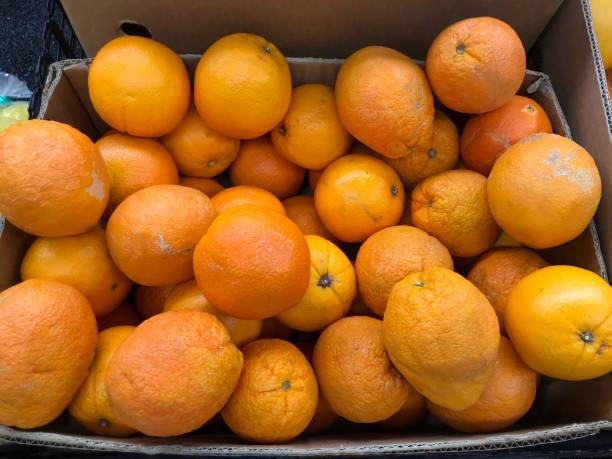 Oranges from Australia