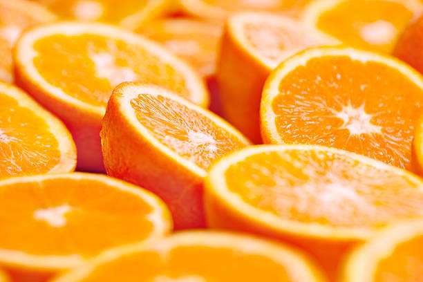 Oranges Wall Art