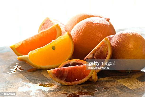 oranges - navel orange stock photos and pictures