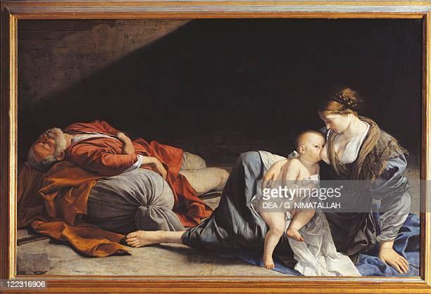Orazio Gentileschi Rest during the Escape from Egypt