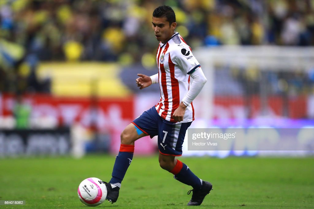 America v Chivas - Torneo Apertura 2017 Liga MX : News Photo