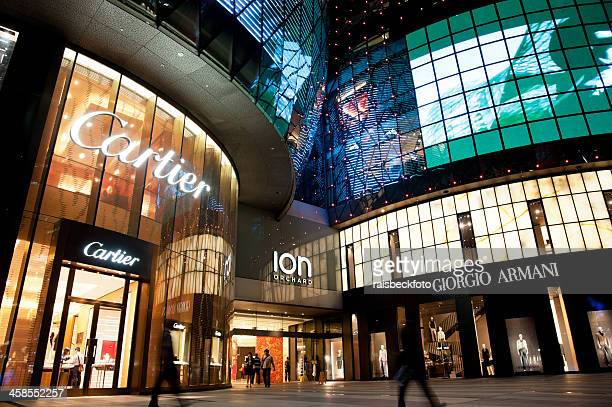 ION Orchard Shopping Mall, Singapore