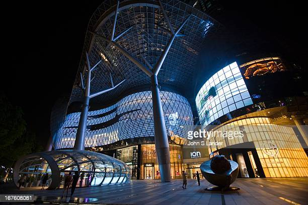 """Orchard was designed to be the """"centre of gravity"""" on Singapore's Orchard Road retail scene, with a spectacular facade, cutting edge design and..."""