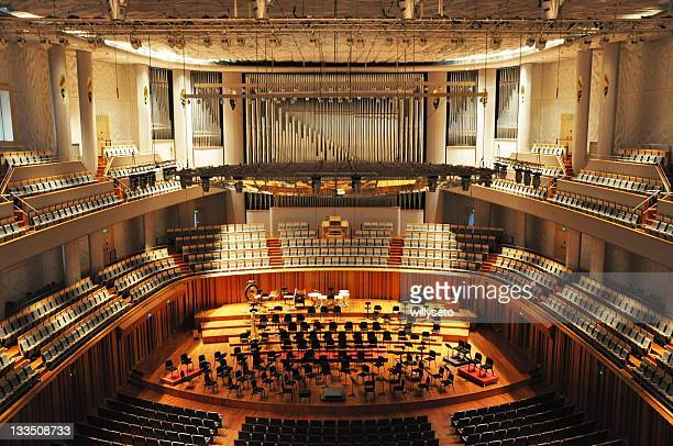 orchestral seatings - concert hall stock pictures, royalty-free photos & images