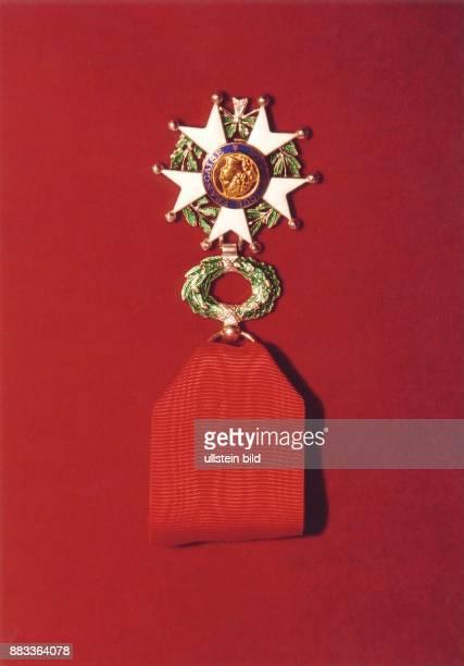 Orden 'Ritter der Ehrenlegion' 2002