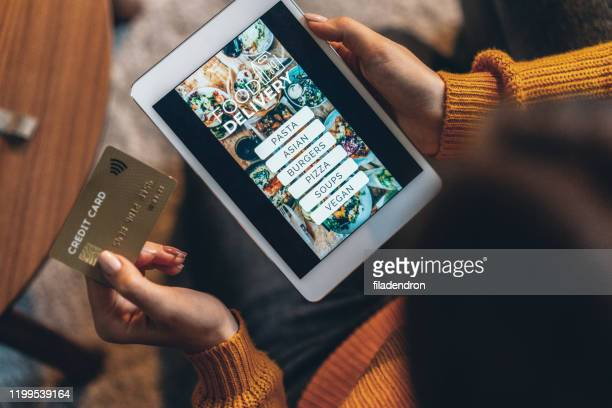 order food online - ordering stock pictures, royalty-free photos & images