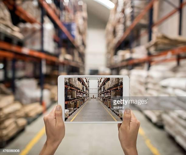 Bestellung online Von distribution warehouse