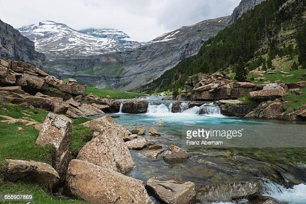 Ordesa Valley, Pyrenees, Spain