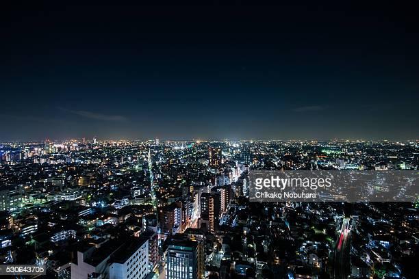 Ordinary night view