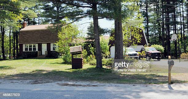 G ordon Chibroski/Staff Photographer May 20 2008 Homicide in Gray Possible murdersuicide Photos of house on Hemlock Lane and Lori Clark on Ramsdell...