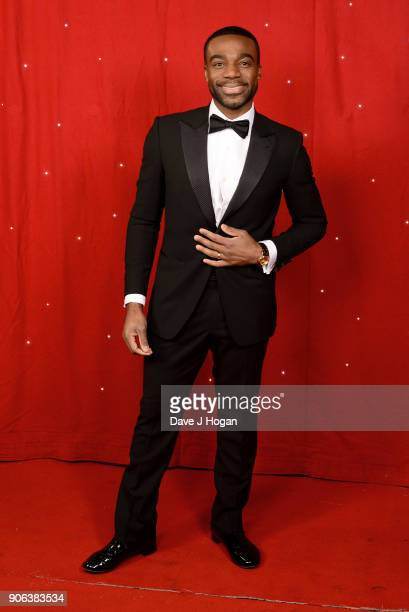 Ore Oduba attends the 'Strictly Come Dancing' Live photocall at Arena Birmingham on January 18 2018 in Birmingham England Ahead of the opening on...