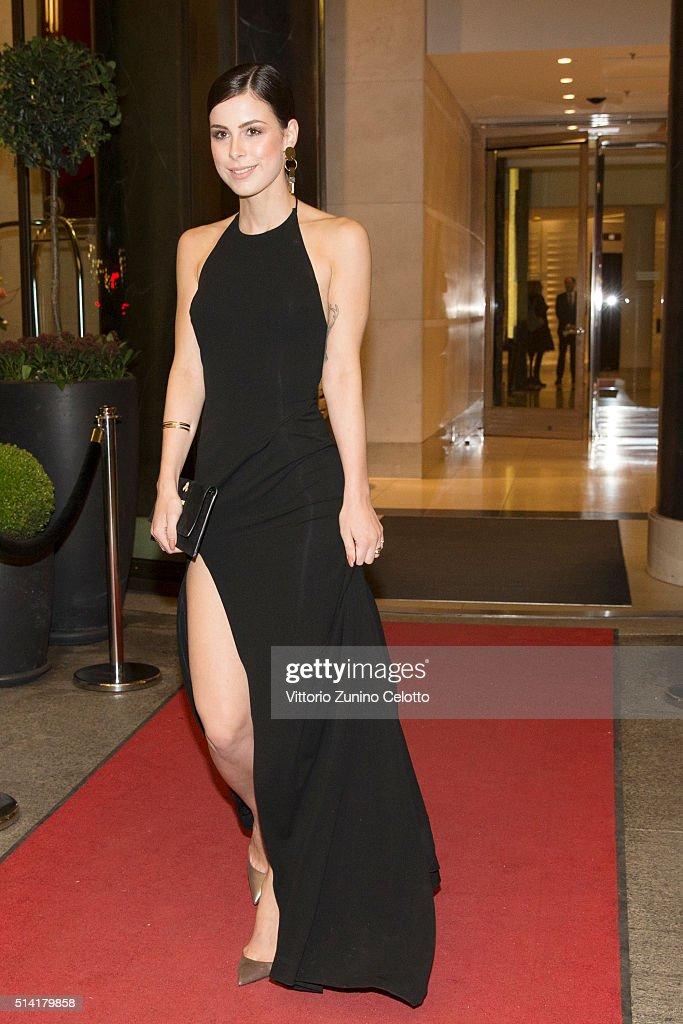 L'Oreal Ambassador Lena Meyer-Landrut At The 66th Berlinale International Film Festival