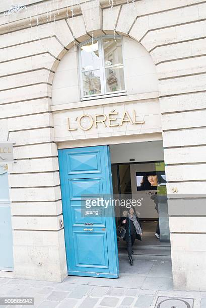 L ' Oreal Büro in Paris