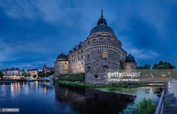 Orebro Castle Sweden