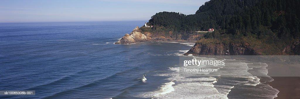 USA, Oregon, Haceta Head Lighthouse : Foto stock