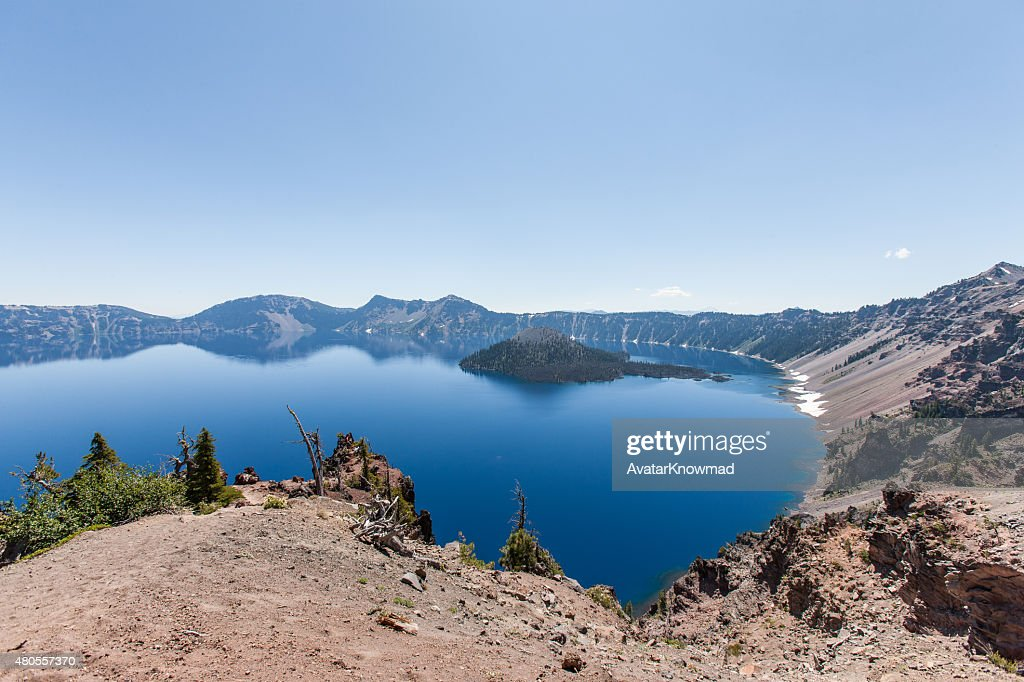 Oregon Lakes : Stock Photo